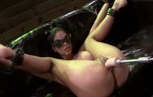 Jasmine Caro hard BDSM