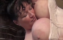 Mature ladies trying out fucking machines
